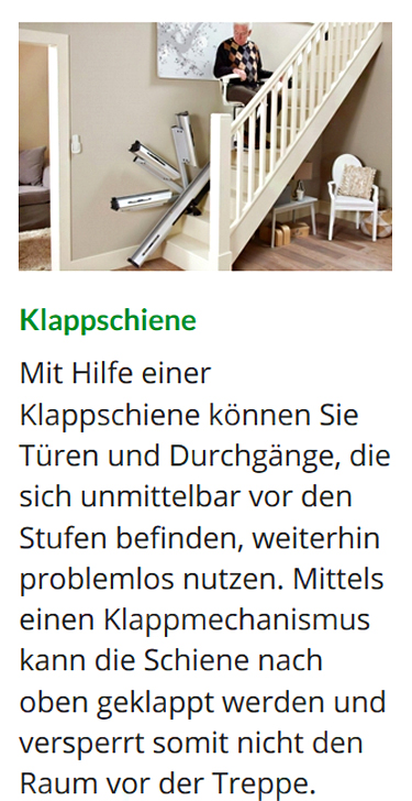 Fachzentrum für Treppenlifte in  Stützerbach, Schmiedefeld (Rennsteig), Frauenwald, Ilmenau, Gehlberg, Neustadt (Rennsteig), Elgersburg und Langewiesen, Geraberg, Gehren