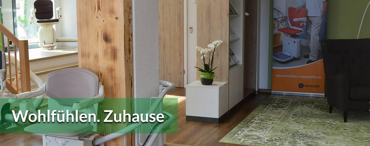 Treppenlifte Elgersburg: Sitzlifte, Rollstuhllift, Hebebühnen